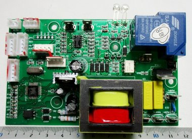 Showtec Dragon 2000 replacement Main PCB (SPHK377)