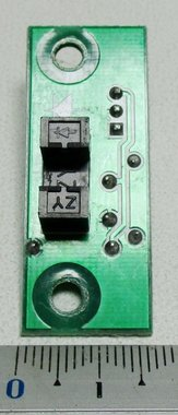 Showtec Dragon 2000 replacement fluid sensor PCB (SPHK379)