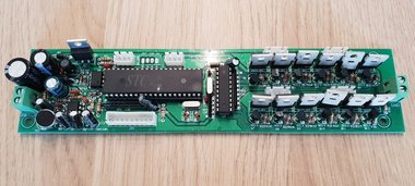 Compact Power Lightset Main PCB (SPTOP028)
