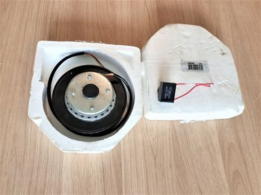 Showtec LED Aircone replacement fan (SPTE1609)