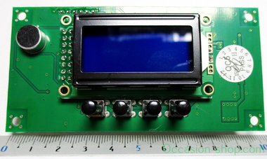 Showtec Phantom 30 LED Beam Display PCB (SPTOP568)