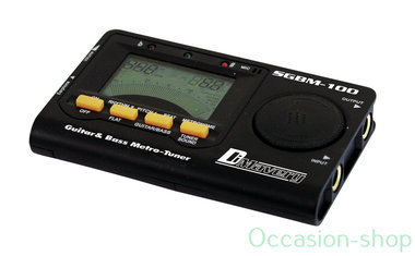 DIMAVERY SGBM-100 digital Tuner with metronome