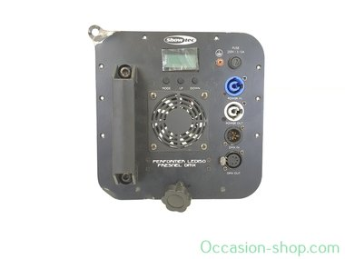 Showtec Performer LED 150 backplate with MAIN and Display PCB