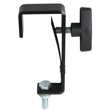 Showtec Pipe Clamp Long with Protection SWL 20KG